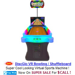 Video Arcade Sports Game / Virtual Reality Games