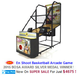 Arcade Basketball Machines