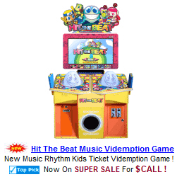 music arcade machines
