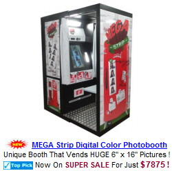 Digital Color Photo Booths