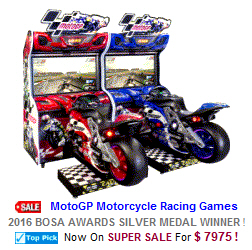 Motorcycle Video Arcade Games
