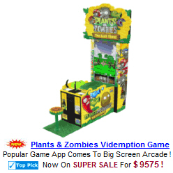 Ticket Videmption Arcade Machines