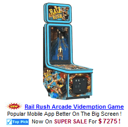 video redemption arcade games