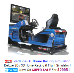 Home Racing Simulators
