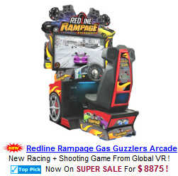 Video Arcade Racing Games