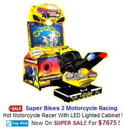 arcade machine distributors