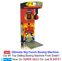 Arcade Boxing Machines
