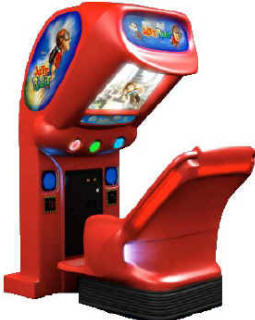 Jett Rider Kids Motion Simulator Ride By Trio Tech Amusements From BMI Gaming