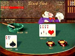 JVL iTouch8 Blackjack From BMI Gaming