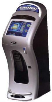 JVL Orion Countertop Touchscreen