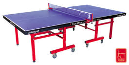 Killerspin True Blue Table Tennis Table | Ping Pong Table