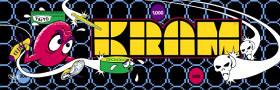 Kram Video Game - Taito 1982