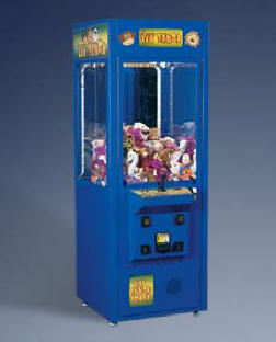 Lil Plush Crane - Lil' Prize / Claw / Crane Redemption Arcade Game From ICE / Innovative Concepts In Entertainment