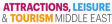 Attractions, Leisure & Tourism Middle East Trade Show Logo