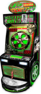 Rollin' On 24 / Rolling On 24's Rollin Ticket Redemption Game By Bob's Space Racers / BSR