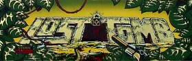 Lost Tomb Video Game - Atari 1982