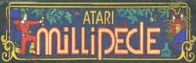 Millipede Video Game - Atari 1982