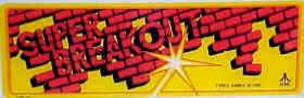 Super Breakout Video Game - Atari 1978 - Steve Jobs
