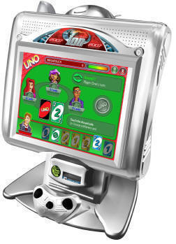 "Megatouch EVO ION 15"" Countertop Touchscreen Video Game From Merit Industries By BMI Gaming"