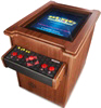 Cocktail Table Video Arcade Games