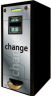 CM1250 Bill Changer Vending Machine From Seaga Manufacturing