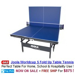 Ping Pong Tables / Table Tennis Games