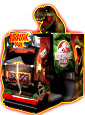 Jurassic Park Arcade Motion Theater Video Game | Raw Thrills