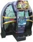 Mach Storm Arcade Fighter Jet Video Arcade Simulator Game From Namco