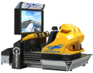 Aqua Race Extreme 4D / 5D Motion Simulator Video Arcade Game From Simuline