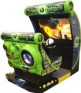 Dream Raiders Video Arcade Game From SEGA