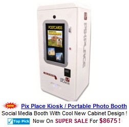 Portable / Kiosk / Compact Photo Booths