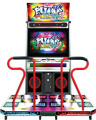 "Pump It Up 2013 Fiesta 2 CX - 42"" Cabinet Dance Arcade Machine From Andamiro"