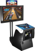 Silver Strike Bowling Video Arcade Machines