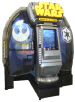 Star Wars Battle Pod Arcade Video Simulator Game | Namco