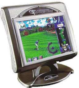 Megatouch Gametime EVO Countertop Touchscreen Video Game From Merit Industries By BMI Gaming