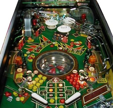 Discontinued Pinball Machines - Reference Page L-M | Global