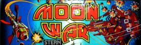 Moon War Video Game - Stern 1981