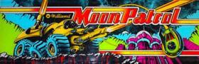 Moon Patrol Video Game - Irem 1980