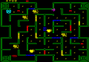 Mouse Trap Video Arcade Game Screenshot