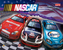 NASCAR Pinball Machine | Worldwide NASCAR Pinball Machine Delivery From BMI Gaming