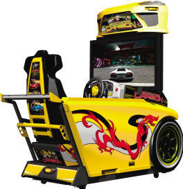 Discontinued Deluxe Video Arcade Games - Reference Page N-O