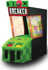 Blox Breaker Arcade Ball Toss Skill Arcade Game From Adrenaline Amusements