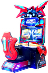 Armed Resistance SD Video Arcade Game | UNIS
