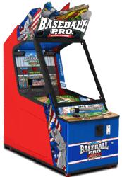 Baseball Pro Junior Pitch And Bat Baseball Arcade Game From Andamiro