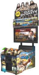 Big Buck HD Duck Dynasty - Video Arcade Hunting Game - Panorama Online Model