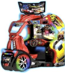 Cruis'n Blast Video Arcade Racing Game From Raw Thrills