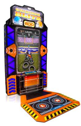 Gridiron Blitz Football Videmption Arcade Game