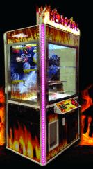 Heatwave Arcade Prize Merchandiser Redemption Game From Benchmark Games