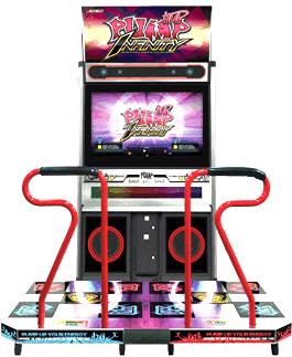 Pump It Up Infinity 2017 CX Model Video Arcade Dance Machine From Andamiro