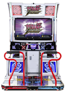 Pump It Up Infinity 2017 LX Model Video Arcade Dance Game From Andamiro